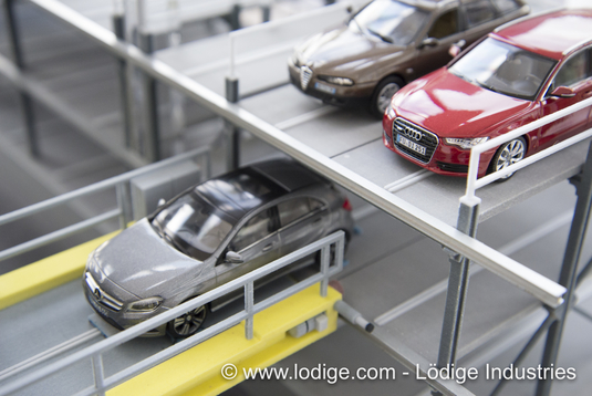 palletless automated car park systems