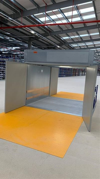 8 Entrance Goods Lift over 14 Metres to start the New Year