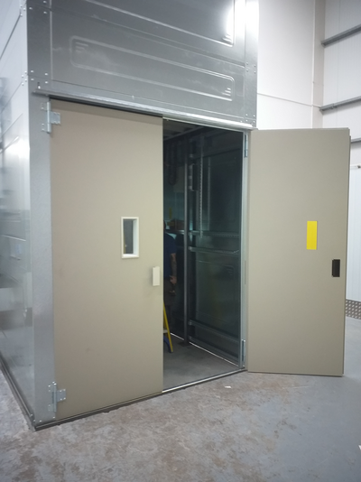 Goods Lift for Scottish Self Store Company